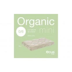 Ecus Colchón Organic Mini