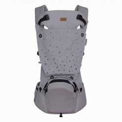 tuc tuc portabebes hip seat ergonómico weekend constellation