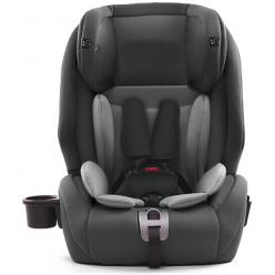 Silla de Coche Grupo 1 2 3 Isofix Star Ibaby City Fix. Color Black/Grey.