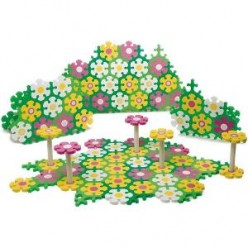 Tessell alfombra de juegos - flower