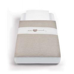 Cam kit de textil para minicuna Cullami *color 154