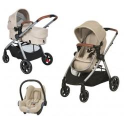 Bebé Confort Trío de dos piezas Zelia + Cabriofix