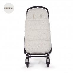 Walking mum saco silla de paseo Dreamer gris
