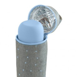Miniland bolsa thermibag silky 500ml