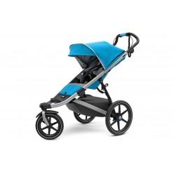 Thule carrito de bebé Urban glide 2 colores azul, gris y rojo