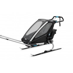 Thule carrito multifuncional chariot sport individual color negro