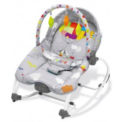 Asalvo Hamaca Bebe Evolutiva