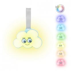 Badabulle Lámpara de noche Nube