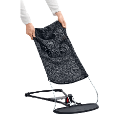 Babybjörn Asiento de tela mesh adicional para hamaca bliss