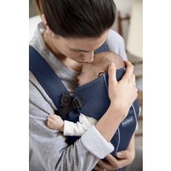 Babybjörn Mochila porta bebé mini 3D mesh