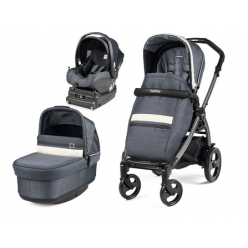Peg perego book 51 pop-up i-size modular colección luxe