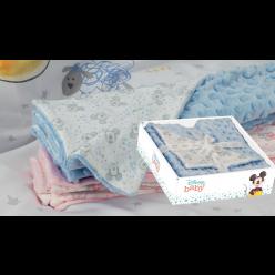 Interbaby manta burbuja colección disney
