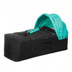 Playxtrem capazo baby twin cot