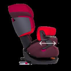 Cybex silla de auto gr.1/2/3 Pallas fix