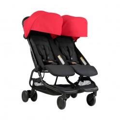 Moutain buggy silla de viaje gemelar Nano duo