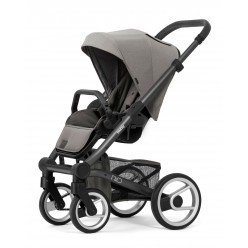 mutsy cochecito de bebé duo nio  North edition - grey grip
