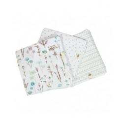 Fundas bcn pack de 3 toallitas para babitas rosa
