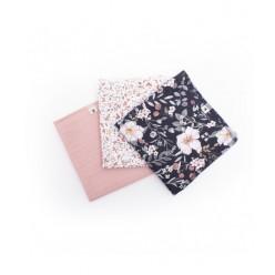 Fundas bcn pack 3 toallitas para babitas summer flower