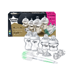 Tomme tippee Kit Recién Nacido Closer To Nature Blanco