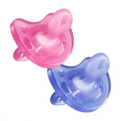 Chicco chupete Physio soft 6-12 meses silicona