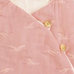 tuc tuc saco capucha y arnés 3 seasons lady bird